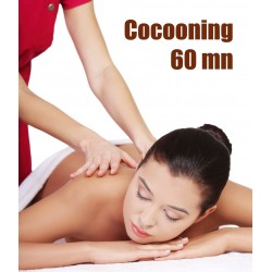 Massage cocooning - 60 mn